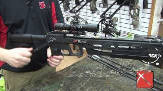 PSE TAC Series Crossbow Maintenance Kit for Elite and Ordnance Tactical