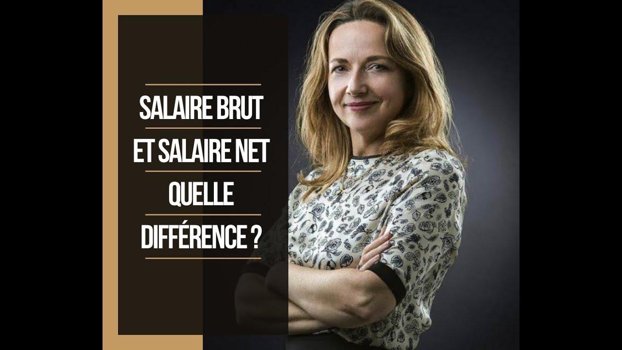 Salaire Brut Et Salaire Net Quelle Diffrence Youtube