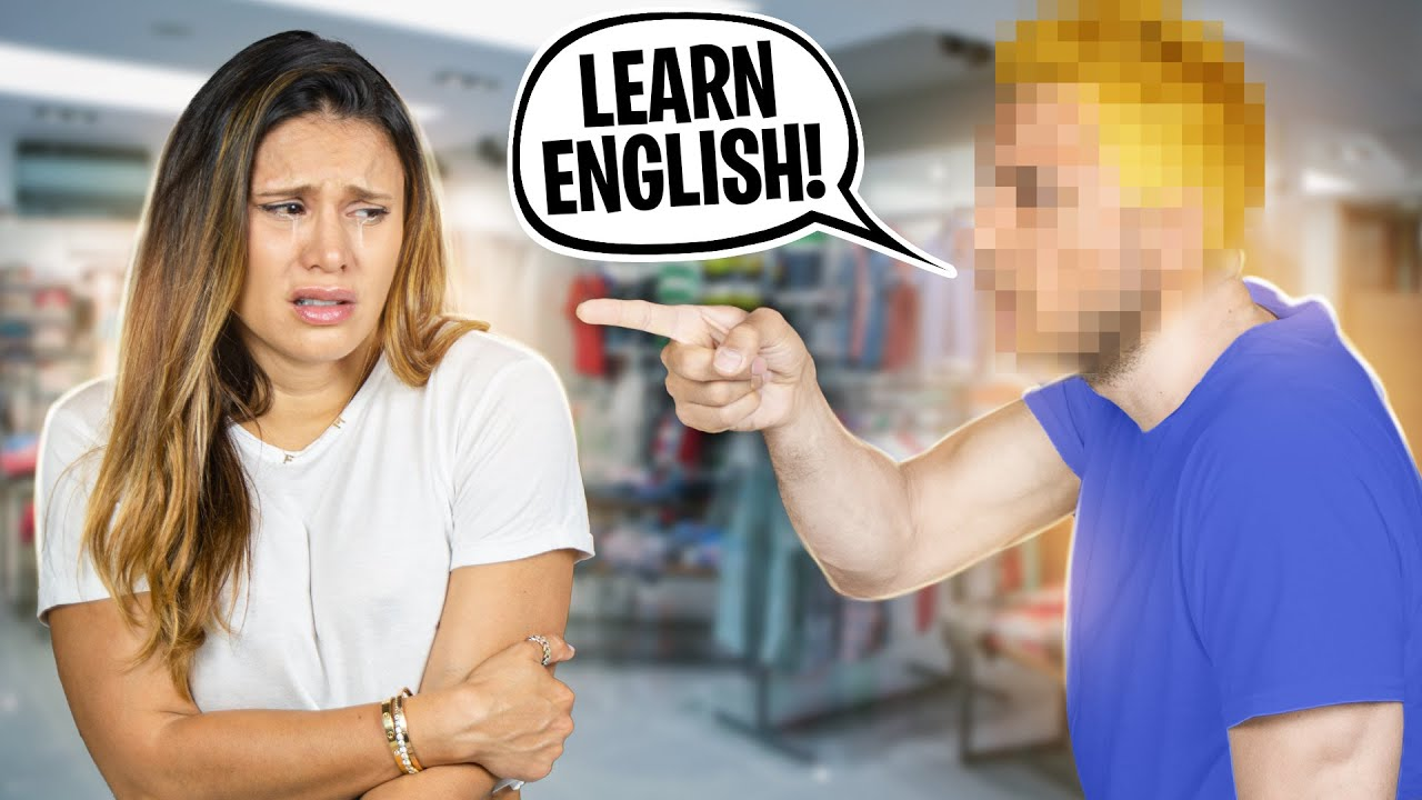 Andrea Gets HUMILIATED Because of Her ENGLISH.. (Untold Truth) | The Royalty Family