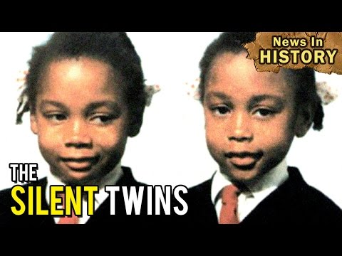 Chilling Story Of The Silent Twins   In History