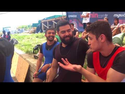 (VLog): WRP Istanbul Bench Press Cup (Bench On The Beach) by Türkiye Powerlifting Derneği