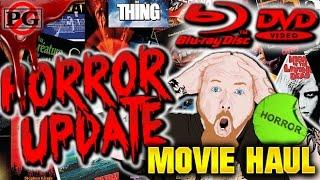 Horror Blu-ray/DVD Update #9 +Shoutouts