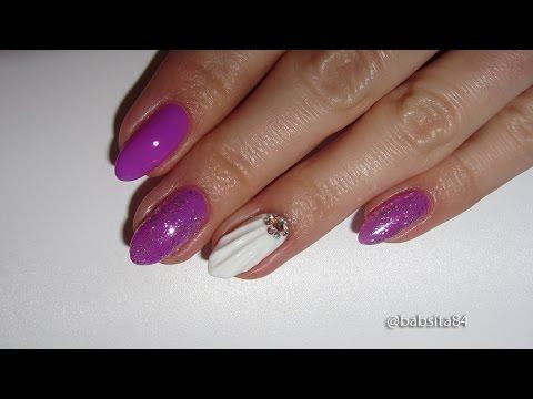 Shell Manicure Muszla Na Paznokciach Madam Glam YouTube
