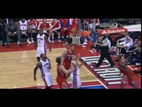 James Harden Houston Rockets Debut - 37...