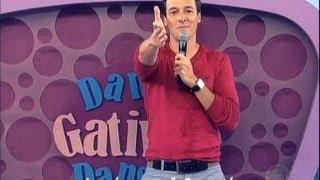 Dança, Gatinho! Beyoncé - Rodrigo Faro - O Melhor do Brasil 16/03/13