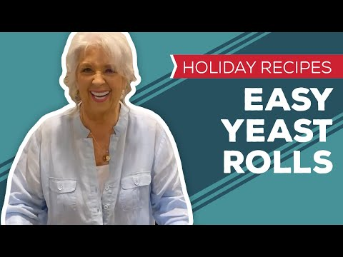 holiday-recipes:-easy-yeast-rolls-recipe