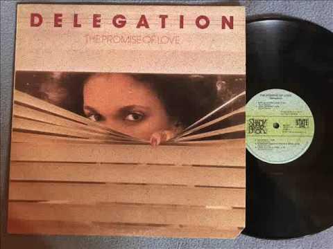 Delegation - Love Is Like A Fire