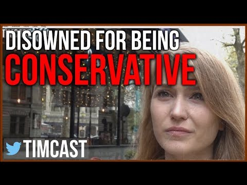 Ashton Whitty: Disowned For Being Conservative