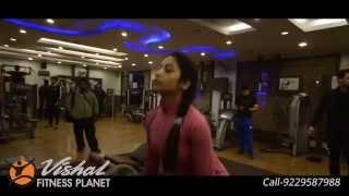 Crossfit Programe Vishal Fitness Planet