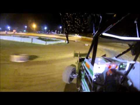 Sidewinder Sprints Feature #2 @ Shippensburg Speedway 9/27/2014