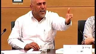 ערוץ הכנסת סערה בוועדה לביקורת המדינה סביב הסדרת הישובים הבדואים בנגב 15 11 16