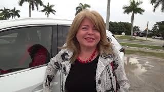 США 5494: Флорида - Форт Пирс - Встретились с блогером Натальей Квик и ее мужем Винсентом