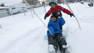 Epic Snow Fun!
