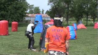 High N Mighty - Paintball Outpost 3-man tournament