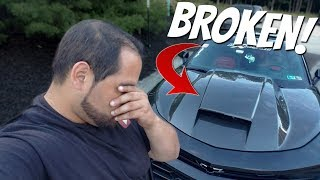GIVING UP MY CAMARO SS KEYS For A CORVETTE Z06! Should I SELL?