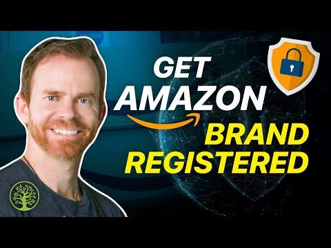 Amazon Seller Trademark Registration for Brand Registry