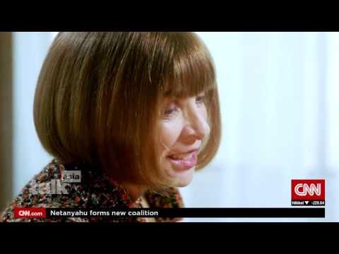 Anna Wintour - CNN Talk Asia Interview