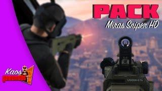 [NUEVO!]Miras Sniper 2015 COD [HD][SAMP&SA]