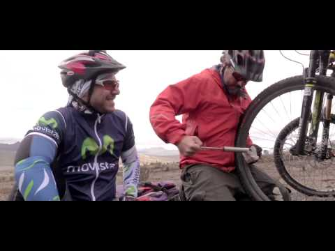 ESPN  MOUNTAIN BIKE EN TIERRA DEL VOLCAN