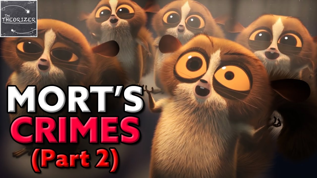 Download All Hail King Julien: The Most Disturbed Show Ever Conceived - Madagascar (Mort: Part 2) [Theory]