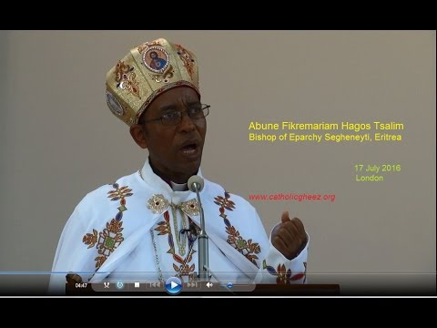 Abune Fikremariam (Apostolic visit) - London Part 2