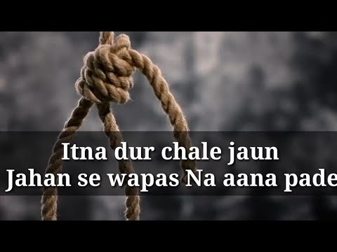 Death In Love Boys And Girls- New Sad WhatsApp Status Shayari Video 2018 | Death Status- Sr Creation