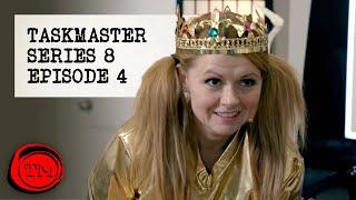 Taskmaster - Series 8, Episode 4 | Full Episode |