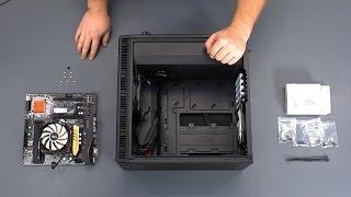$850 Gaming PC - Fractal Design Define Mini C / GTX 1060 / i5-6500
