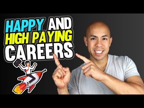 Highest Paying & Happiest Jobs After College