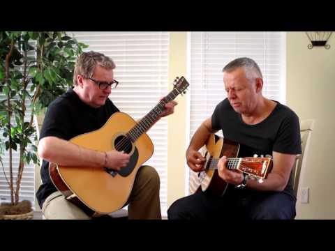 Bernie's Tune | Tommy Emmanuel & Martin Taylor