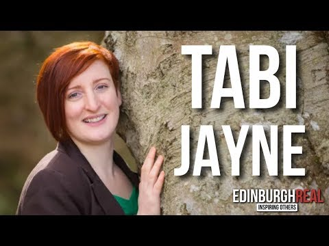 Tabi Jayne - Healing Trauma With Nature | Edinburgh Real (no