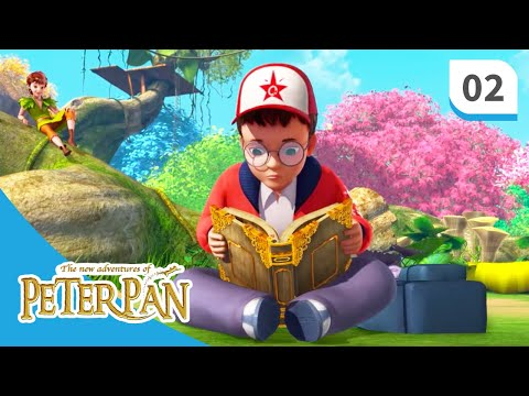 The New Adventures Of Peter Pan - Episode 2 - A Pirates Life FULL EPISODE
