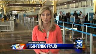 Consumer alert: Free airline ticket scam