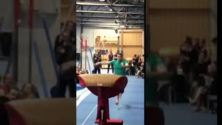 Dan Waters Vault - Masters 2018 Grand Prix 3