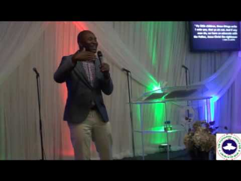 The Efficacy of Joy (video) - Deacon Abraham Udom