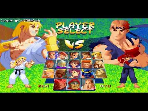 Street Fighter Alpha 2 Fightcade Replay - Dz.fighter1 (Algeria) vs tolist85 (Turkey)