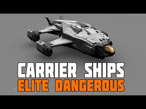 Elite Dangerous Beyond - New Alliance Ships, Squadrons and Player Owned Carriers