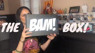 UNBOXING: BAM BOX HORROR - SEPTEMBER 2018