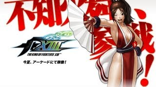 THE KING OF FIGHTERS XIII GAMEPLAY PC