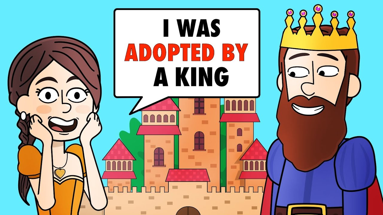 Download I Was Adopted By A King