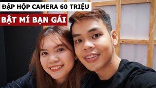 Đập hộp camera 60 triệu và bật mí bạn gái (Oops Banana Vlog #75)