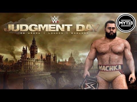 WWE 2K18 - Universe Mode - Judgement Day