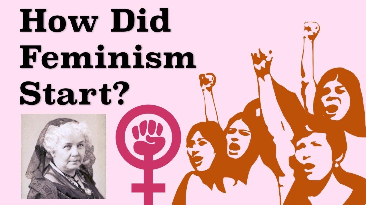 how did feminism start youtube