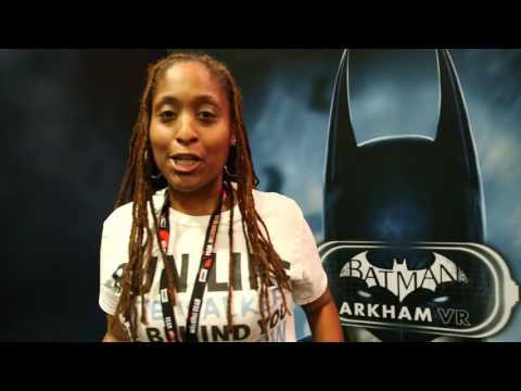 Official Batman: Arkham VR Fan Reactions