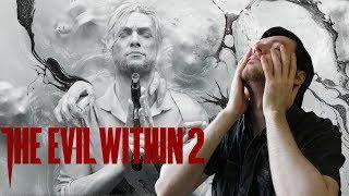 ЯПОНСКИЙ УЖАС!! Обзор The Evil Within 2. Мнение вымазанного Злым Вазелином.