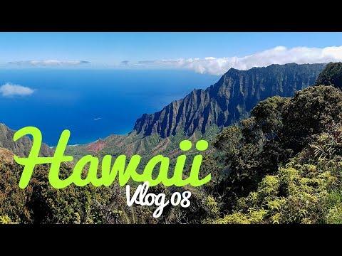 VLOG 08 // WAIMEA CANYON & KOKE'E STATE PARKS - Journée nature - Kauai - Hawaii