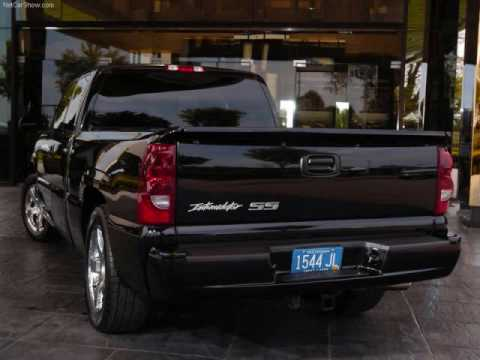 2006 chevrolet silverado intimidator ss youtube. Black Bedroom Furniture Sets. Home Design Ideas