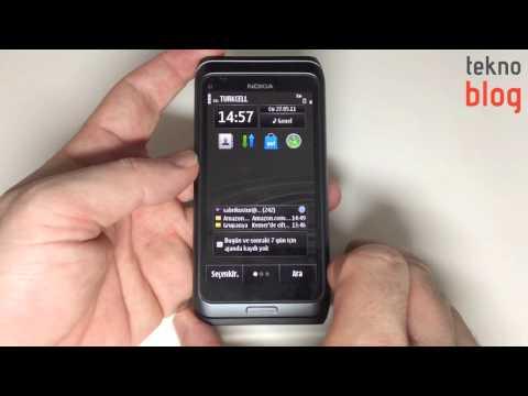 Nokia E7 İncelemesi