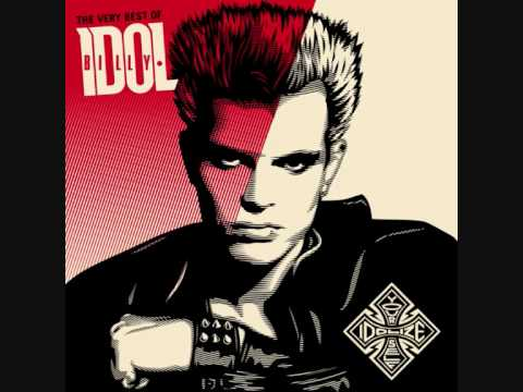 Billy Idol  Dancing with myself Lyrics
