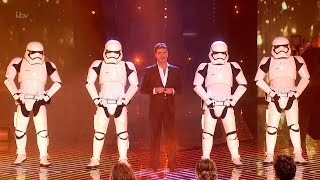 The X Factor UK S12E27 Live Shows Week 7 Finals Intro Full